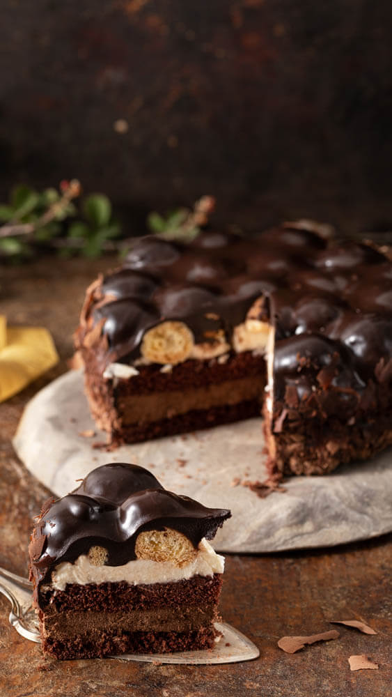 8인분 케이크